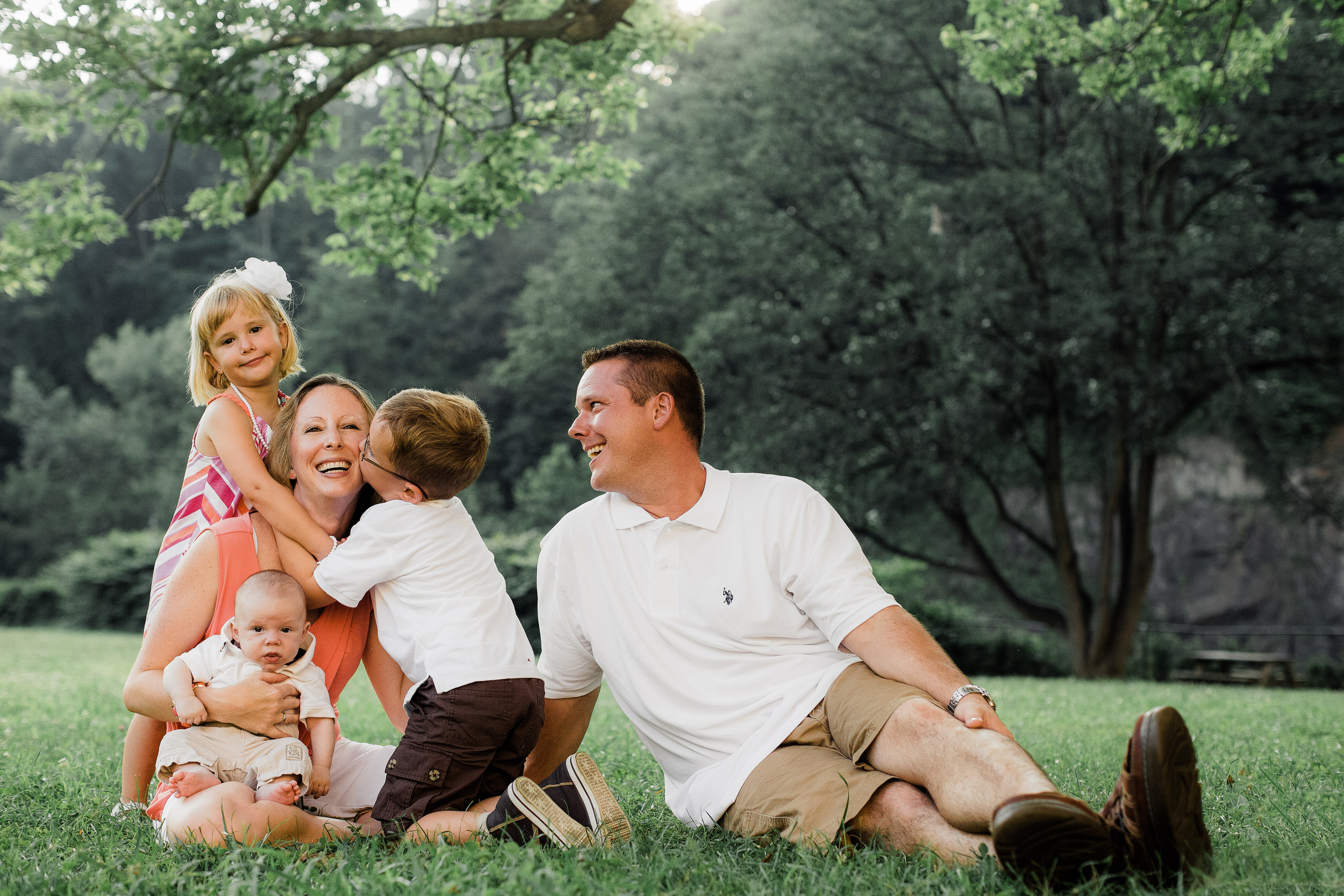 Westchester Family Photographer - Story & Soul