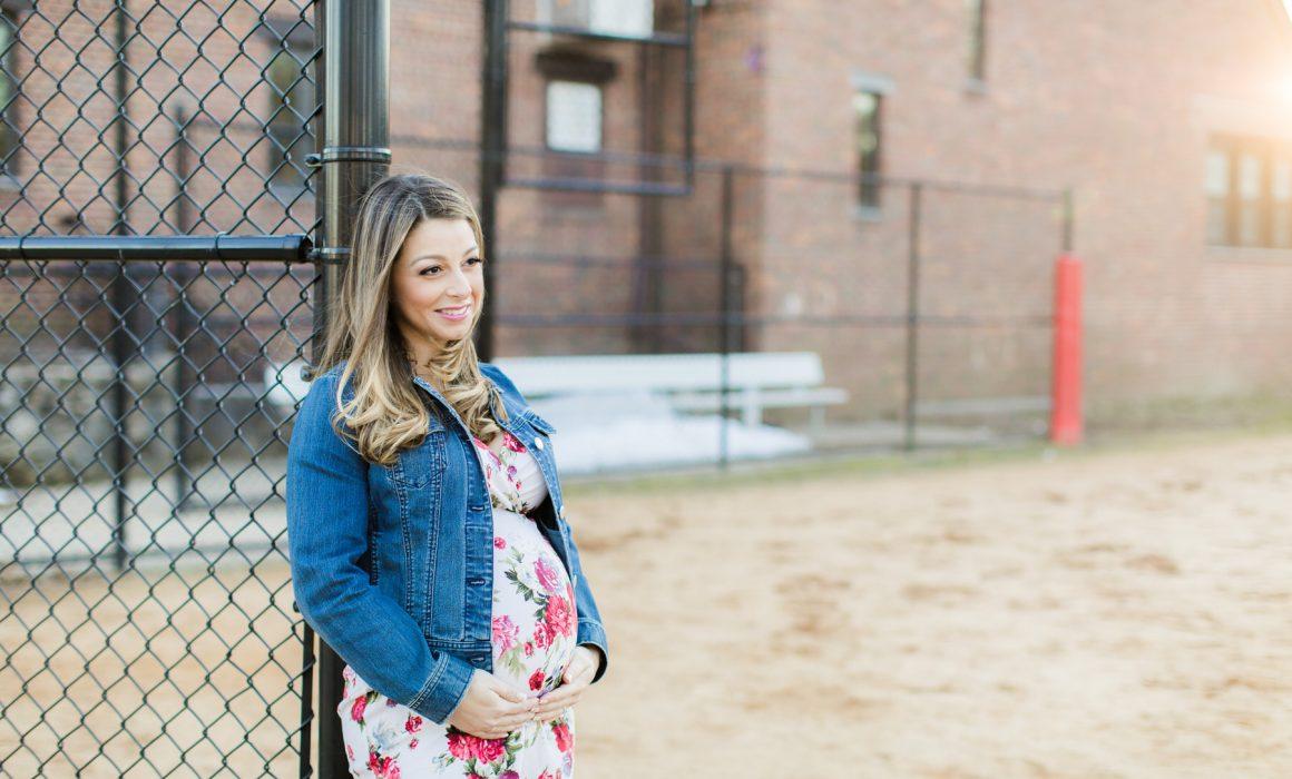 New Canaan Maternity Photographer